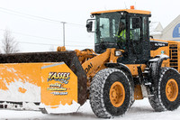 Yasses Construction Winter Plowing 3-14-17