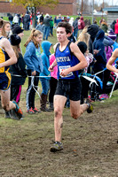 Cross Country Sectionals 2017